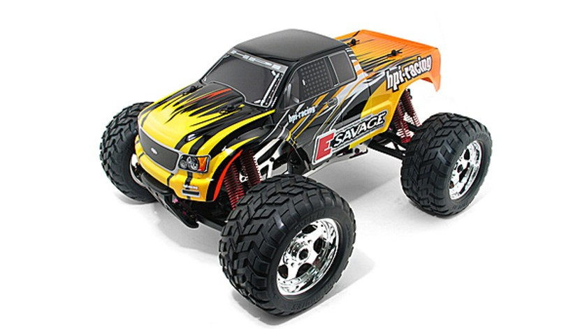 HPI Racing Electric Trucks