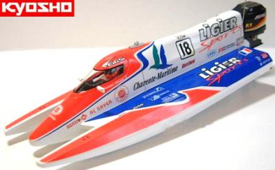 Kyosho Electric Boats