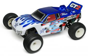 Team Associated Nitro Trucks