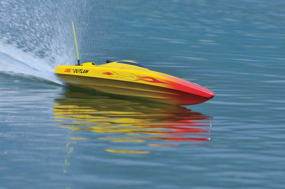Thunder Tiger Boats