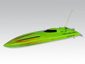 Thunder Tiger Electric Boat