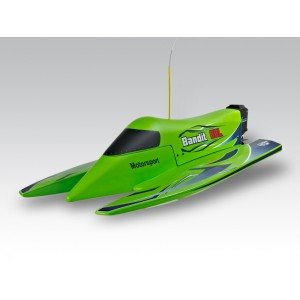 Thunder Tiger Nitro Boats