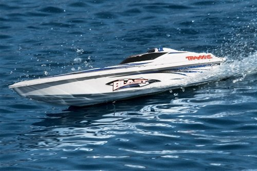 Traxxas Electric Boat
