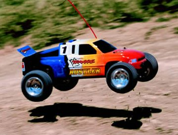 Traxxas Electric Trucks