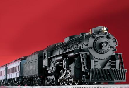 Model train hobby shop in Ithaca
