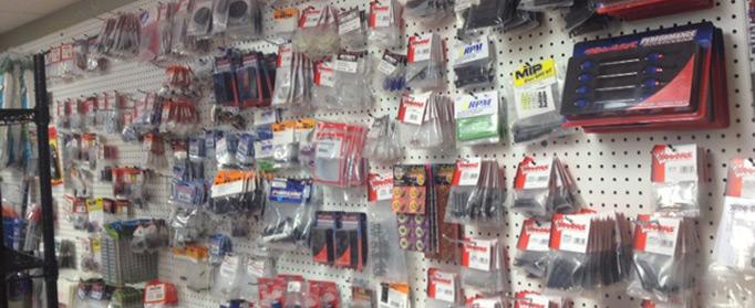 hobby shop in Ithaca