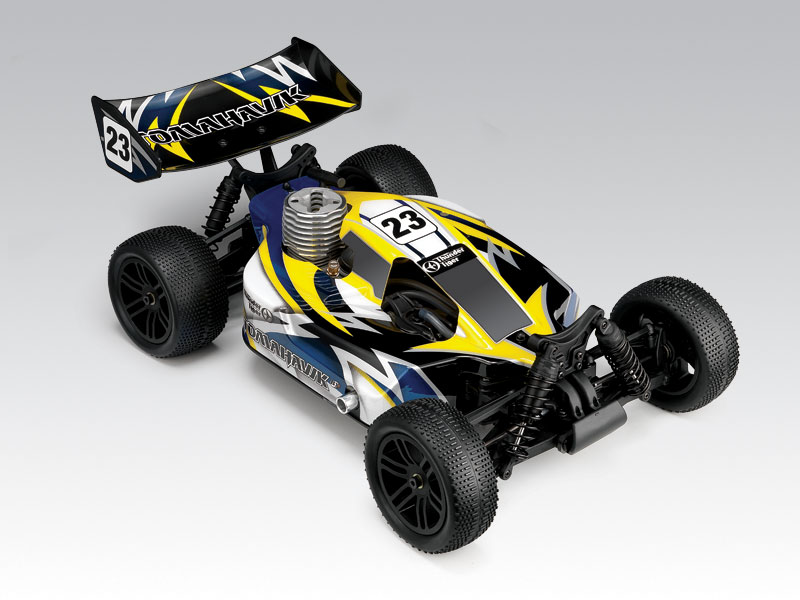 Thunder Tiger Nitro Cars